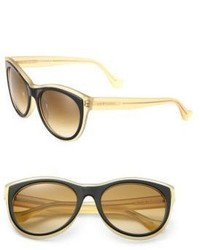 Balenciaga 56mm Cats Eye Sunglasses