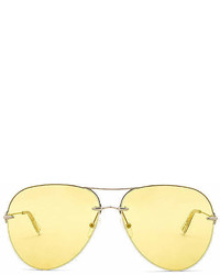 Christopher Kane Aviator Metal