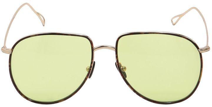 Kyme Beverley See Thru Sunglasses