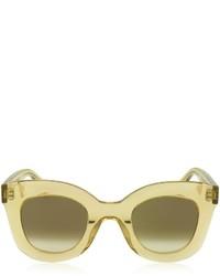 Celine Cline Baby Marta Cl 41393s Acetate Square Frame Sunglasses