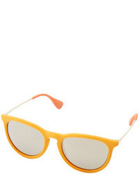 Ray-Ban Erika Plastic Frame Fashion Sunglasses