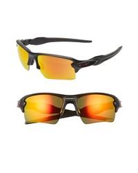 Oakley Flak 20 Xl 59mm Polarized Sunglasses