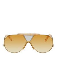 Chloé Gold Willis Sunglasses