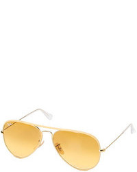 Ray-Ban Rb3025 Aviator 58mm Fashion Sunglasses