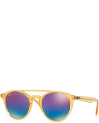 Rb4279 mirrored universal fit sunglasses medium 3697199