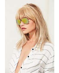 Free People Top Gun Aviator Sunglass