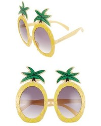 Circus By Sam Edelman 51mm Sunglasses Yellow