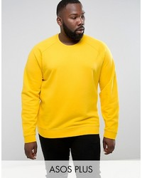 Men\u0027s Yellow Sweaters by Asos