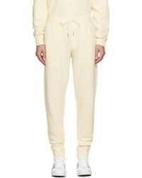 Tom Ford Off White Gart Dyed Lounge Pants