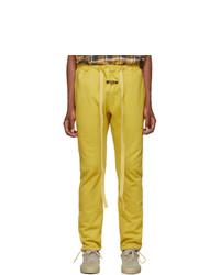 Fear Of God Yellow Core Lounge Pants