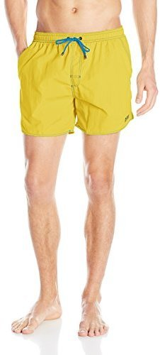 0f3e6af9260d5 Hugo Boss Boss Lobster 5 Inch Solid Swim Trunk, $18 | Amazon.com ...