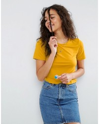 Asos Crop T Shirt