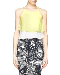 Elizabeth and James Lila Duo Layer Tank Top