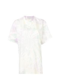 Stella McCartney Tie Dye Print T Shirt