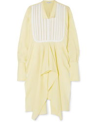 JW Anderson Asymmetric Tte And Broderie Anglaise Cotton Tunic