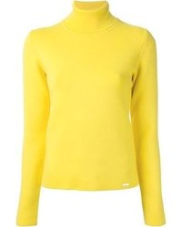 Yellow turtleneck original 2563611