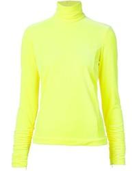 DELPOZO Turtle Neck Sweater