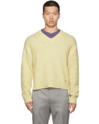 Recto Knit V Neck Sweater