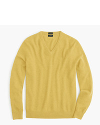 Mens Yellow Sweaters By Jcrew Mens Fashion