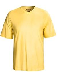 Modelcurrentbrandname Bullock Jones Sublime Washed T Shirt V Neck Short Sleeve