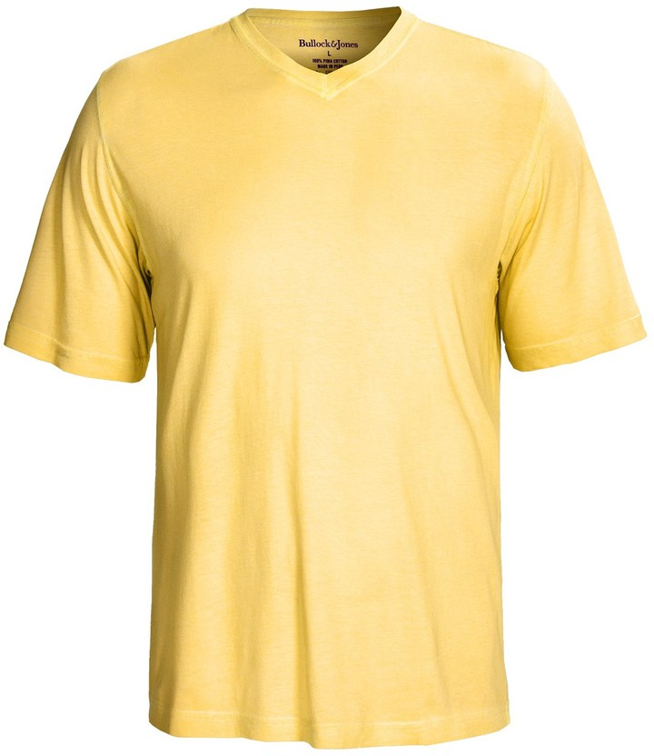 Yellow tshirt sale off61 discounts for Name brand t shirts on sale