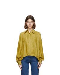 Isabel Marant Yellow Fanao Shirt