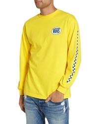 Vans Oval All Long Sleeve T Shirt
