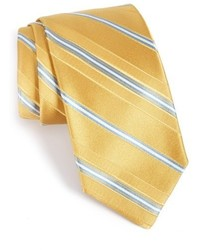 Stripe silk tie medium 900434