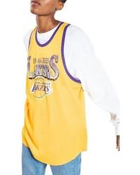 Topshop X Unk Los Angeles Lakers Vest