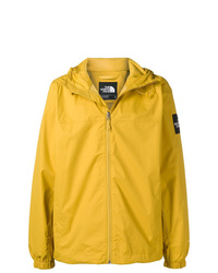 Yellow Windbreaker