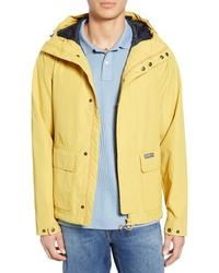 Barbour Foxtrot Waterproof Hooded Jacket