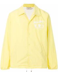 Maison kitsun logo windbreaker jacket medium 6991706