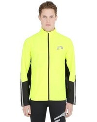 Reflective Running Windbreaker Jacket