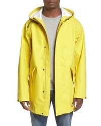 Rubber fishtail rain jacket medium 800928