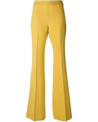 Giambattista valli flared high waist trousers medium 325177