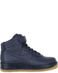 Zapatillas altas azul marino de Nike
