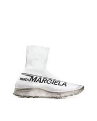 Zapatillas altas blancas de Maison Margiela