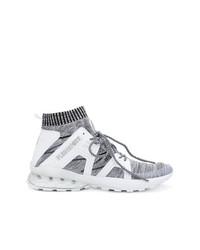 Zapatillas altas blancas de Plein Sport