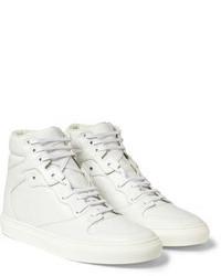 Comprar unas zapatillas altas blancas Balenciaga | Moda para