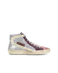 Zapatillas altas en multicolor de Golden Goose Deluxe Brand