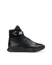 Zapatillas altas negras de Balmain