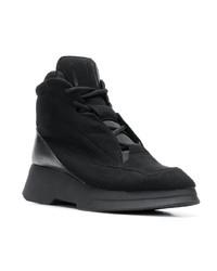 Zapatillas altas negras de Julius