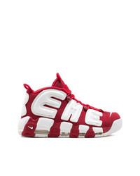 official photos 48693 9b1b9 ... Zapatillas altas rojas de Nike