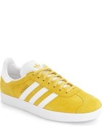 zapatillas amarillas adidas mujer