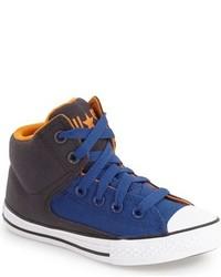 Zapatillas azul marino de Converse
