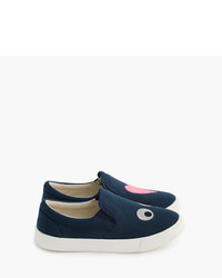 Zapatillas azul marino de J.Crew