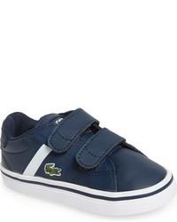 Zapatillas azul marino de Lacoste