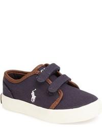 Zapatillas azul marino de Ralph Lauren
