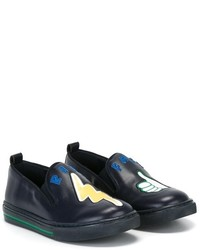 Zapatillas azul marino de Stella McCartney
