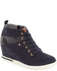 Zapatillas azul marino de Tommy Hilfiger